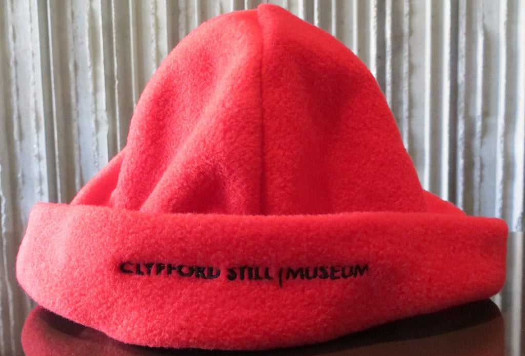 Clyfford Still Museum Fleece Hat