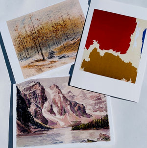 Clyfford Still Museum Holiday Cards