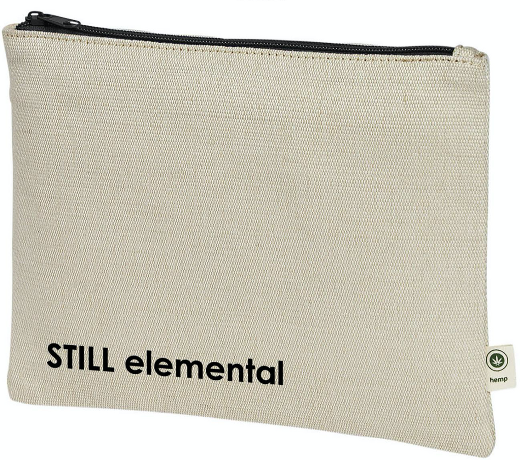 Clyfford Still Pouch Elemental