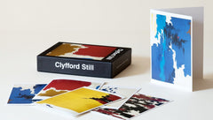 Clyfford Still Note Card Set