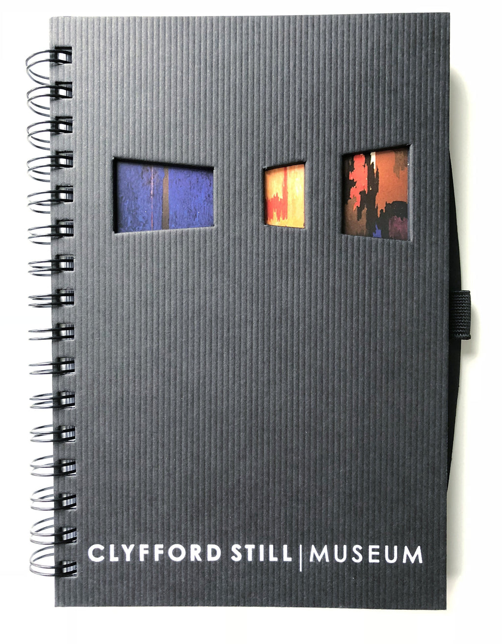 Clyfford Still Museum Sketchbook Die Cut