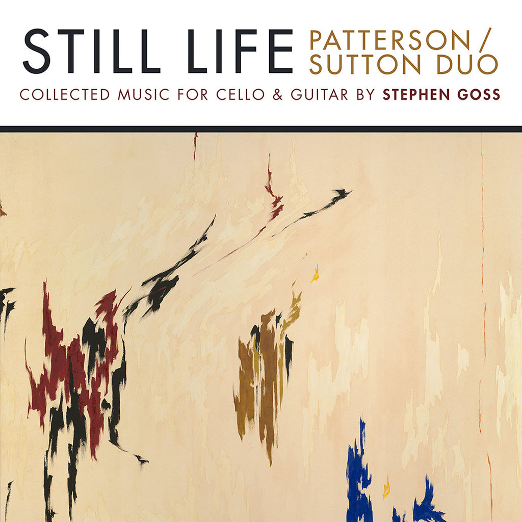 Still Life: Patterson/Sutton Duo CD