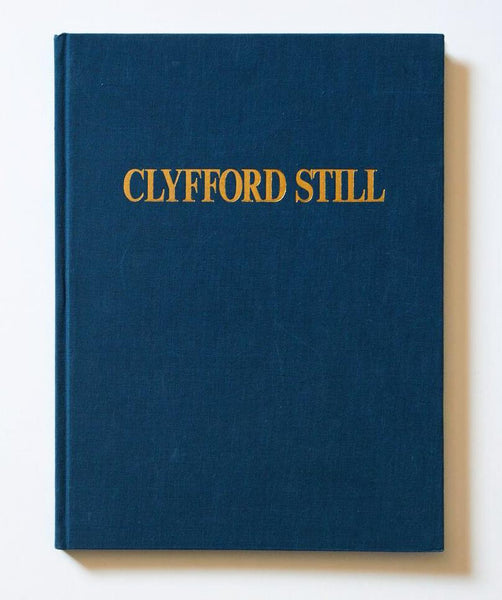 San Francisco Museum of Modern Art Clyfford Still Catalog