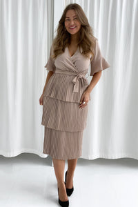 Liva Dress - Beige
