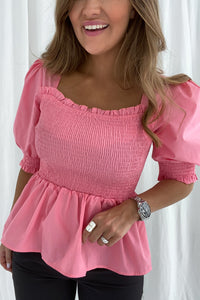 Marie Top - Pink