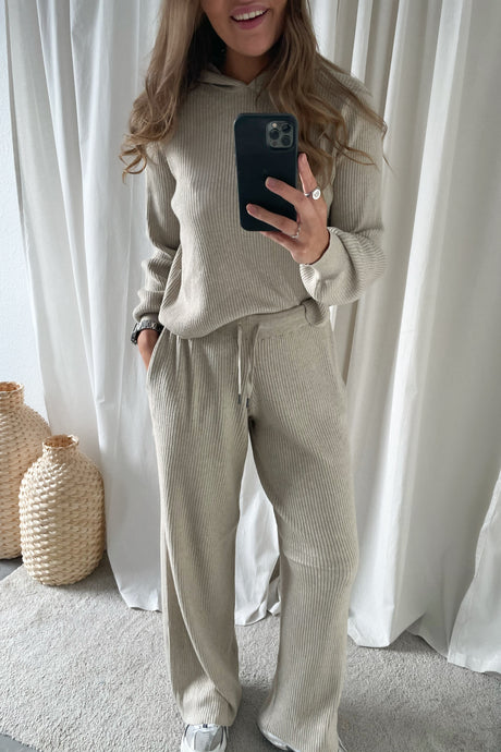 Florelle Life Pants - Silver Lining