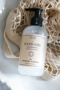 Hand Gel - Rose and Lily