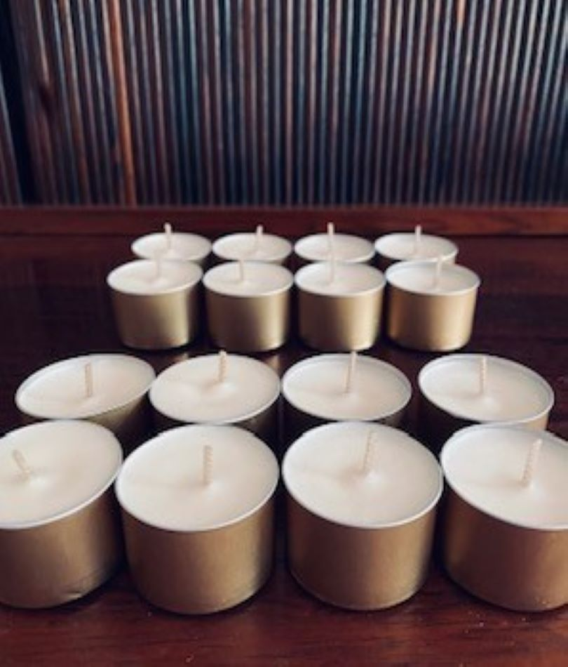 TEALIGHTS (8 PACK)