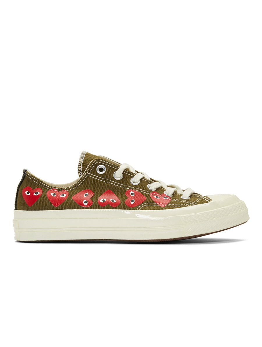 ALL STAR MH LOW - KHAKI