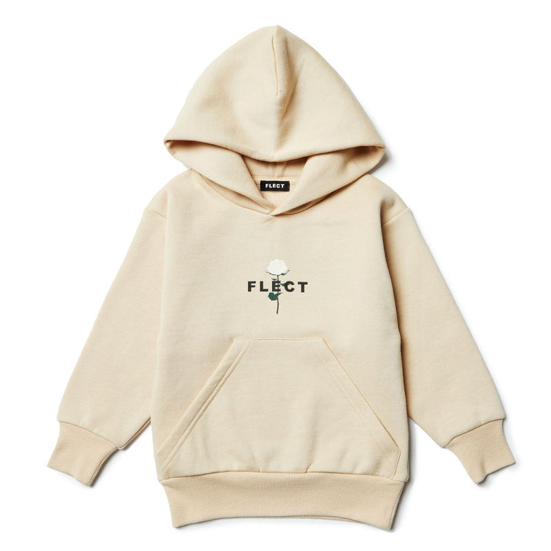 ROSE HOODIE & SWEAT PANTS SET UP (BEG)