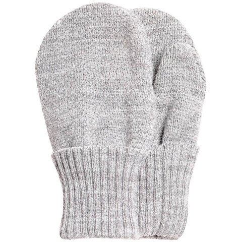 Satila Grey Twiddle Mittens