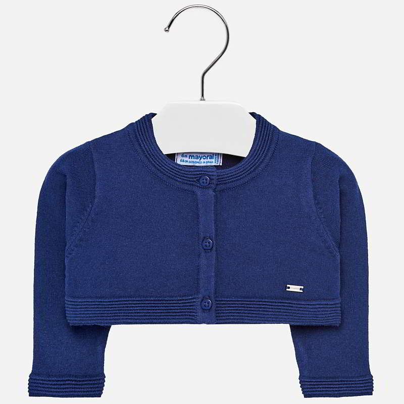 Mayoral Girls Navy Cardigan 1308
