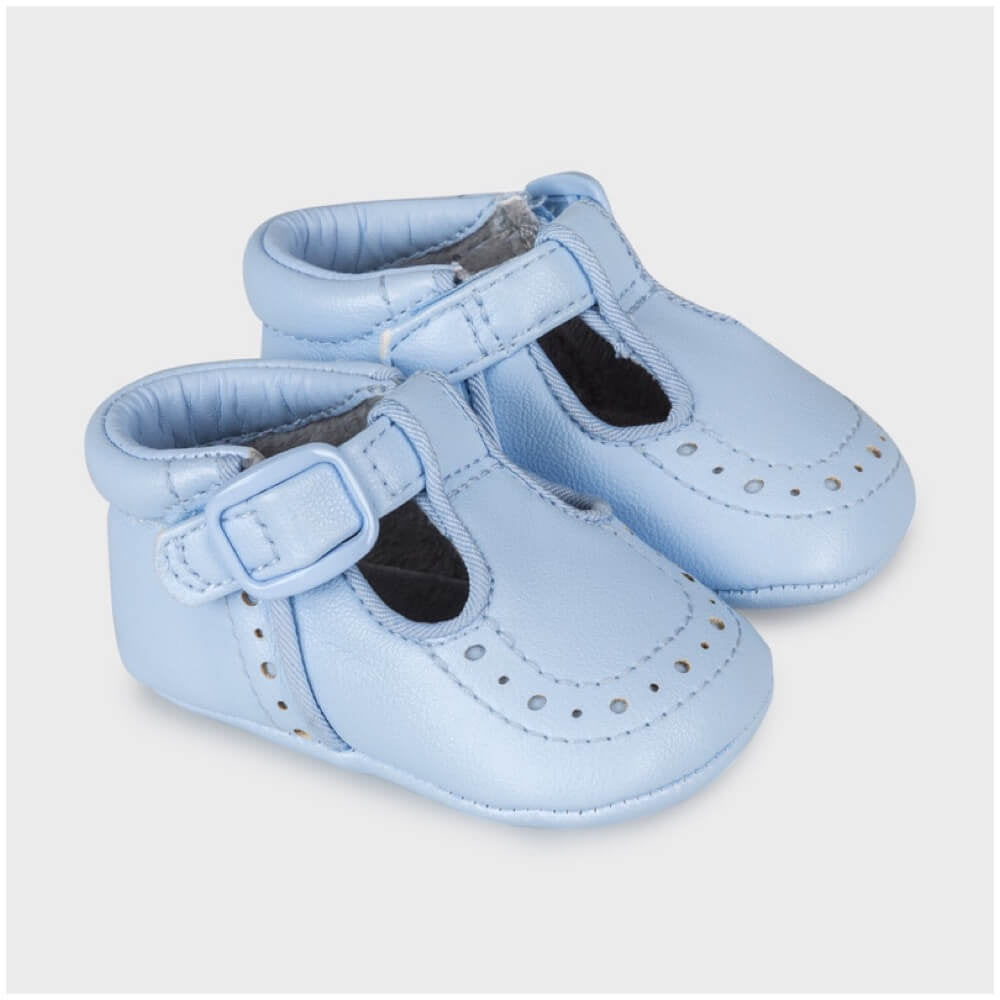 Baby Boys Pram Shoes