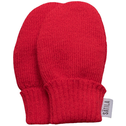 Satila Red Trixie Mittens