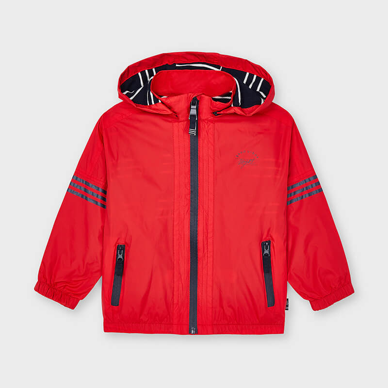 MAYORAL Boys Red Jacket