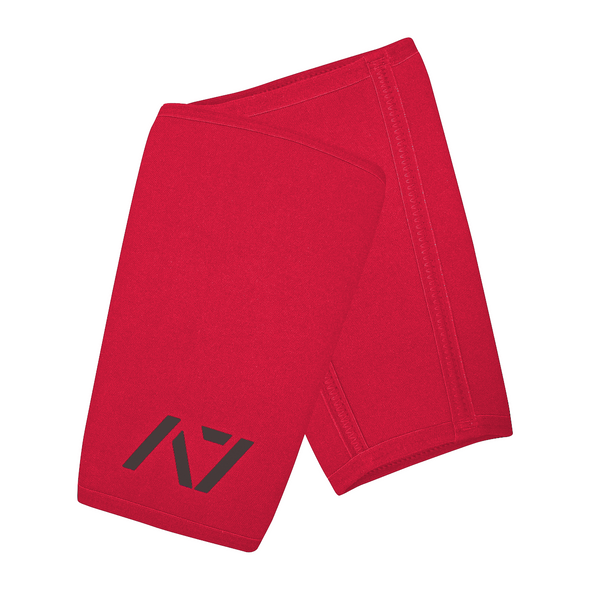 A7 IPF approved FIRE CONE knee sleeves are structured with a downward cut panel on the back of the quad and calf to ensure ultimate compression at the knee joint. A7 CONE knee sleeves are IPF approved for use in all powerlifting competitions. A7 cone knee sleeves are made with high quality neoprene and the knee sleeves are sold as a pair. The double seem on the knee sleeves create a greater tension on the knee joint. Available in UK and Europe including France, Italy, Germany, Sweden and Poland