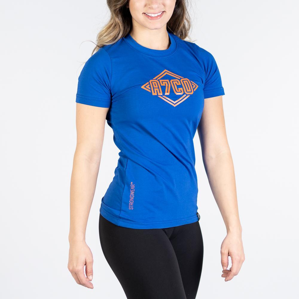A7 League Bar Grip T-shirt, great as a squat shirt. Purchase League Bar Grip tshirt from A7 UK. Purchase League Bar Grip Shirt Europe from A7 UK. Best Bar Grip Tshirts, shipping to UK and Europe from A7 UK. League bar grip tshirt, The best Powerlifting apparel for all your workouts. Bar Grip is a performance shirt with a patent-pending silicone grip that is designed to help with slippery benches and bars. Available in UK and Europe including France, Italy, Germany, Sweden and Poland