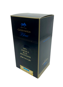 Greenwich Blue - 100% Blue Mountain Coffee