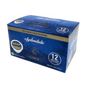 Clydesdale - Jamaican Blue mountain K-cups (12 quantity)