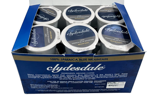 Clydesdale - 100% Jamaican Blue Mountain K Cups (12 Single Serve Pods)