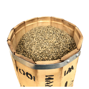 Grade #1 Jamaica Blue Mountain Coffee unroasted beans - wholesale