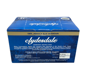 Clydesdale - Jamaican Blue mountain K-cups