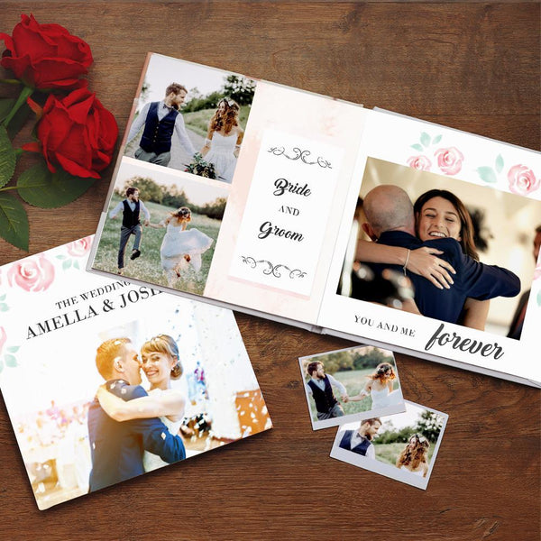 Custom Photo Book Online Design Photo Album Wedding Gifts