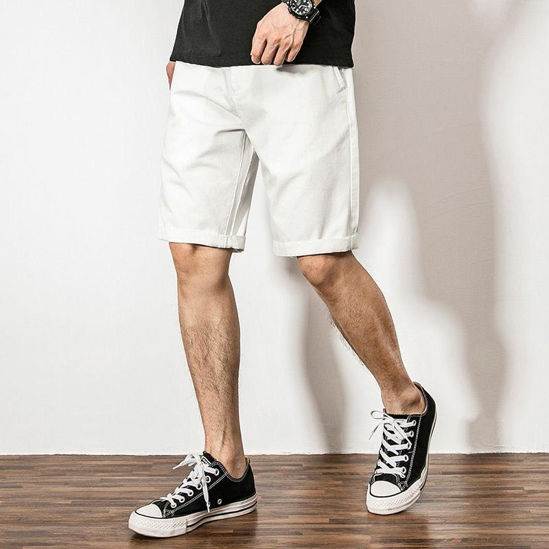 Men's Business Casual Simple Shorts