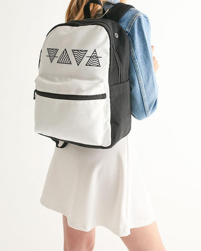 Small Eco Canvas Backpack - Natural Order Clothing