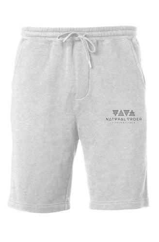 Midweight Fleece Shorts - Natural Order Clothing