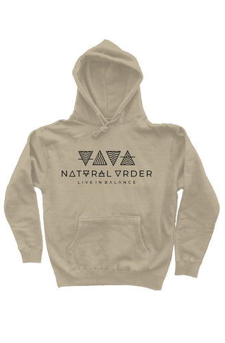 Pullover Hoodie - Natural Order Clothing