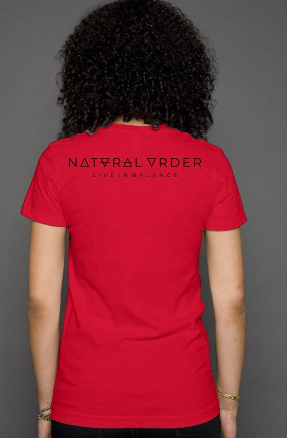 Womens Elements T Shirt - Natural Order Clothing