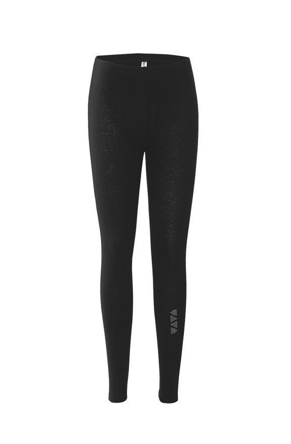 Womens Logo Leggings - Natural Order Clothing