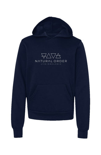 Youth Pullover Hoodie - Natural Order Clothing