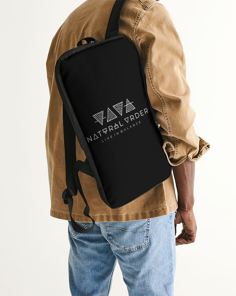 Slim Tech Backpack - Natural Order Clothing