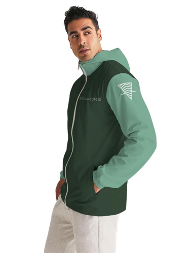Men's Windbreaker - Natural Order Clothing