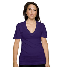 Load image into Gallery viewer, Women's V Neck - Natural Order Clothing