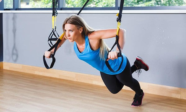 TRX: Entrenamiento de Suspensión / TRX Training Set