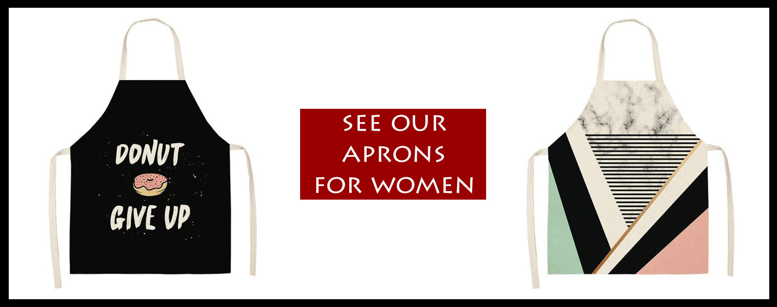 Apron for Women