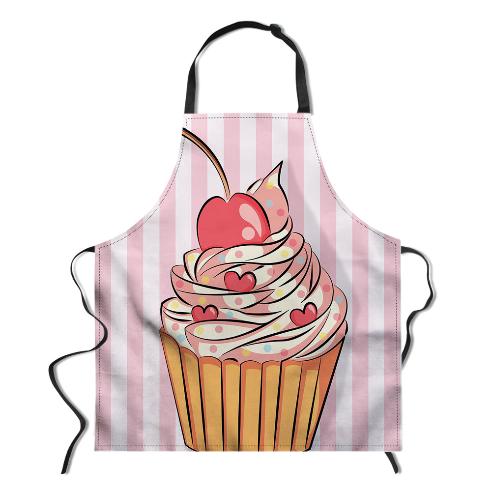 Cupcake <br /> Apron for Women