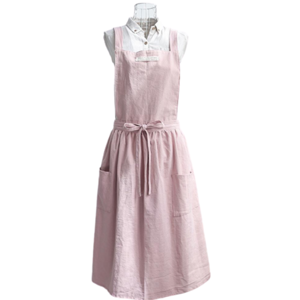 Pink Japanese <br /> Apron