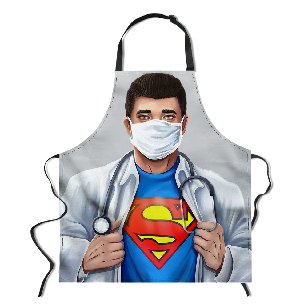Superman <br /> Apron for Men