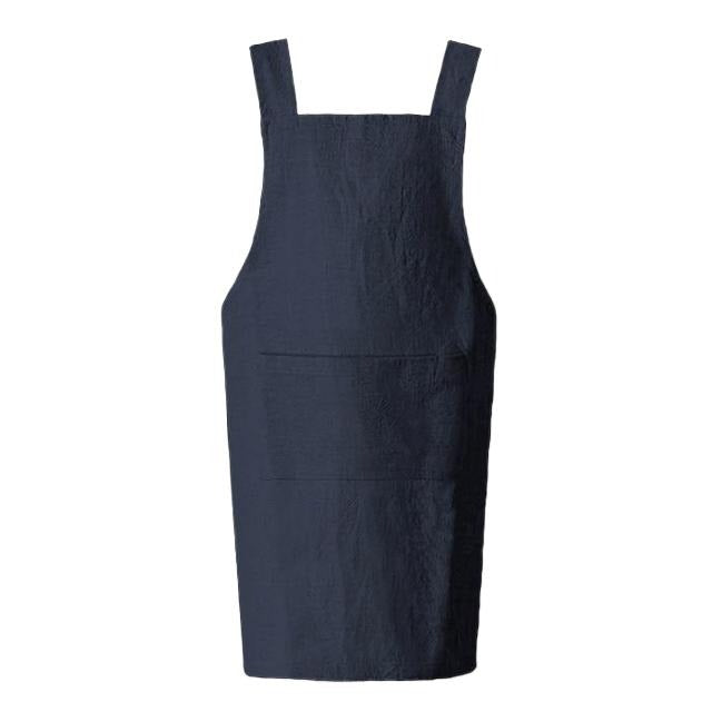 Blue <br /> Japanese Apron