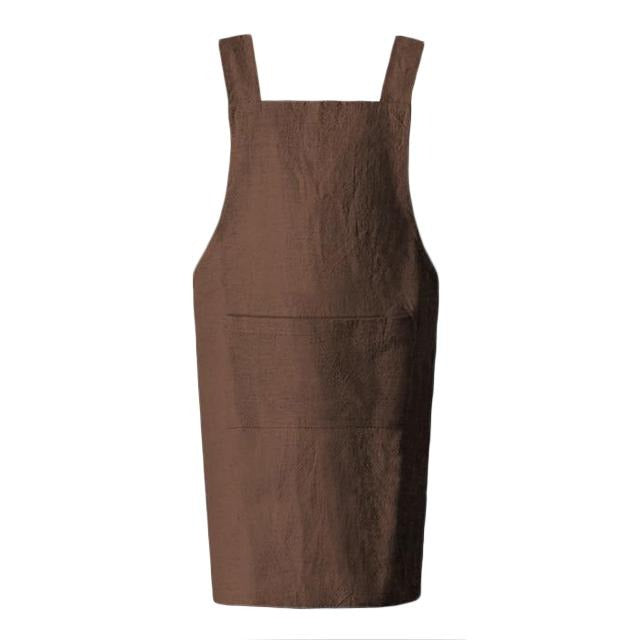 Brown <br /> Japanese Apron