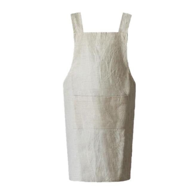 Nude <br /> Japanese Apron
