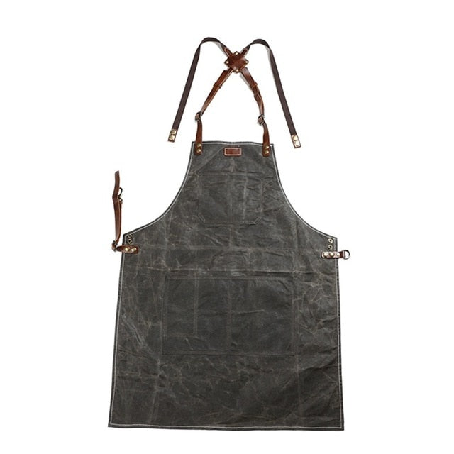 Vegan <br /> Leather Apron
