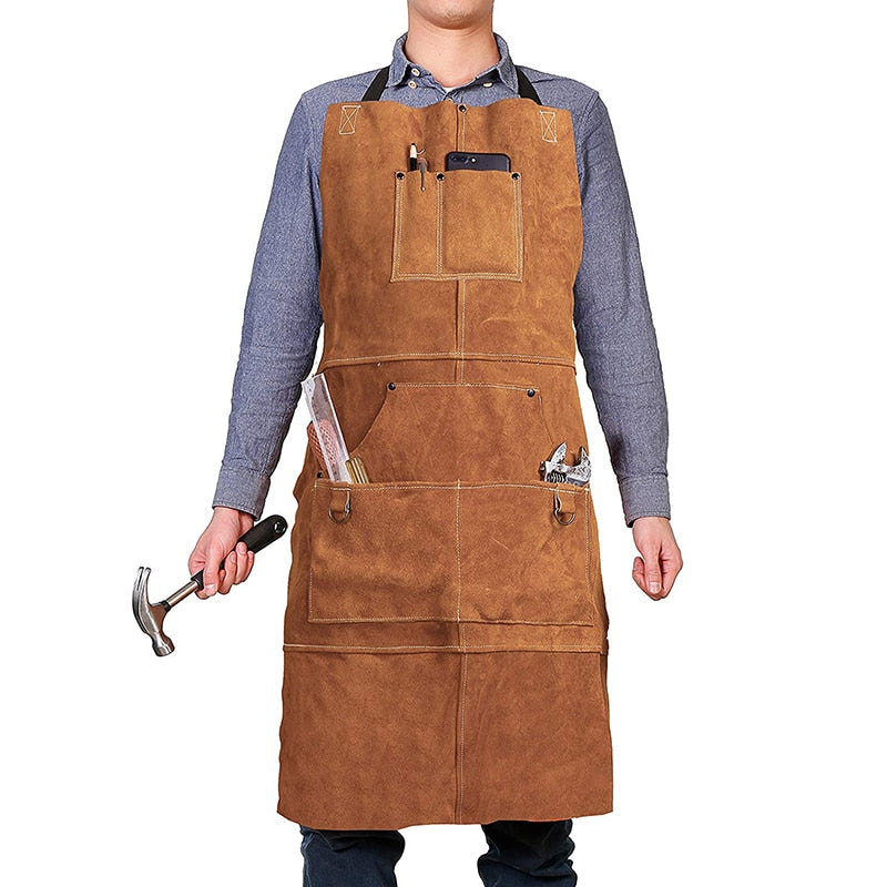 Welder <br /> Leather Apron