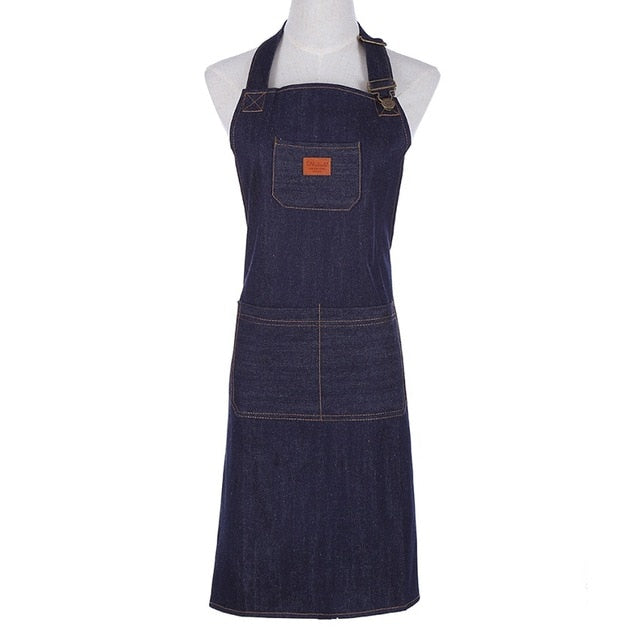 Denim <br /> Dress Apron