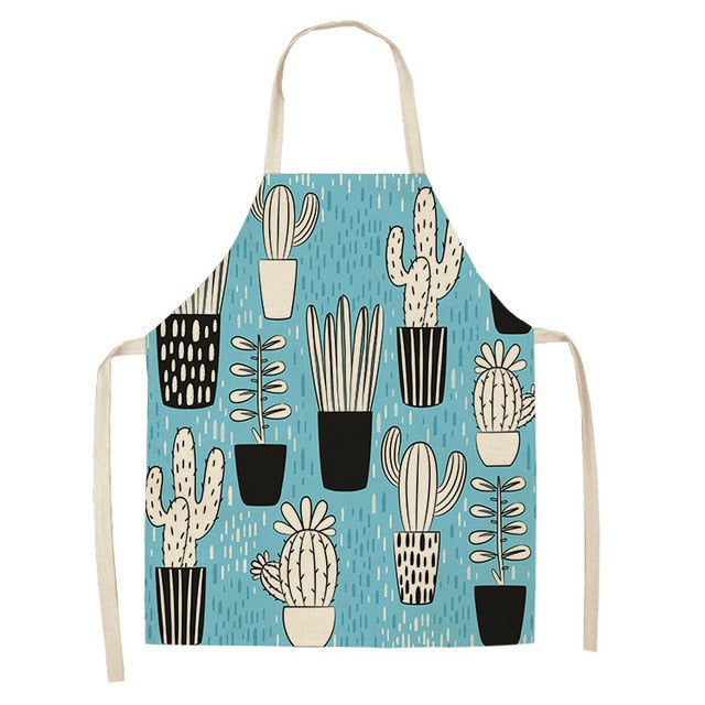 Cactus <br /> Apron for Kids