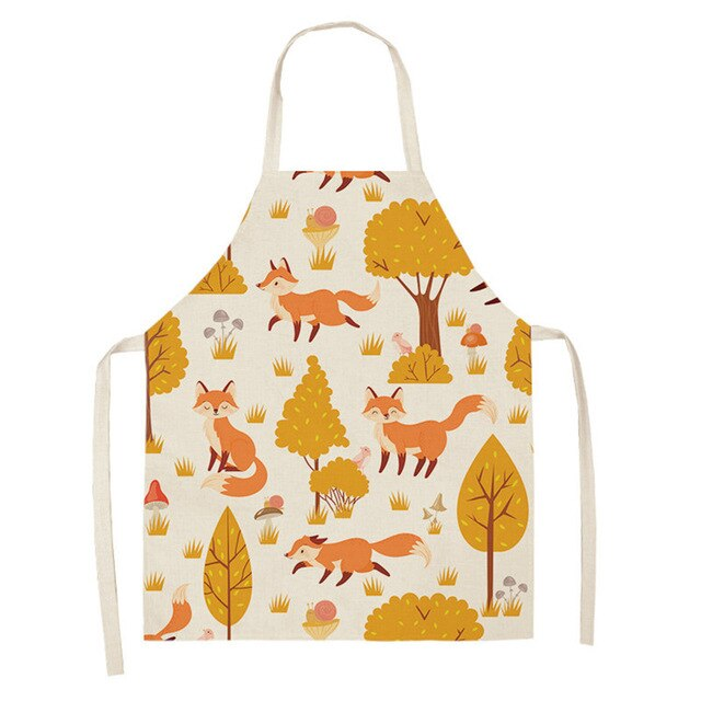 Forest Fox <br /> Apron for Kids